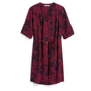 Stitch Fix 41 Hawthorn Cristen Shirt Dress